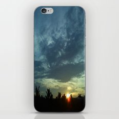 TIRED_SUNSETS iPhone & iPod Skin