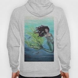 Calypso Nude Mermaid Underwater Hoody