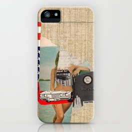 7413 iPhone Case