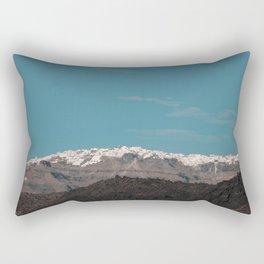 Santorini, Greece9 Rectangular Pillow