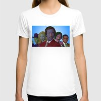 anchorman T-shirts featuring Anchorman by CultureCloth