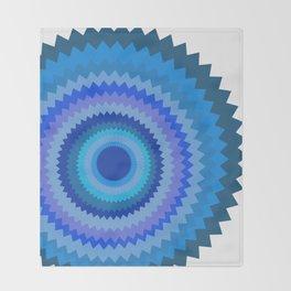 Blue Devil Throw Blanket