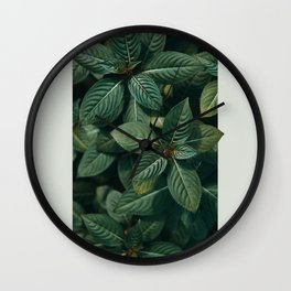 Growth III Wall Clock