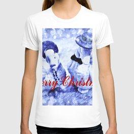 A Blue Christmas T-shirt