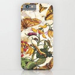 Insect Life iPhone Case