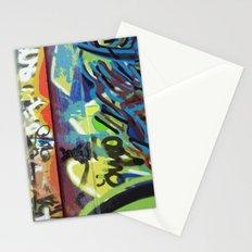 Graffiti, Paris Stationery Cards