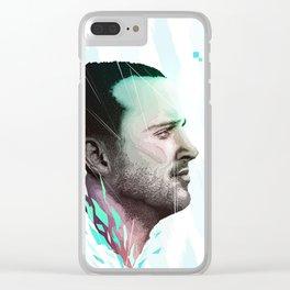 Jesse Pinkman - El Camino Clear iPhone Case