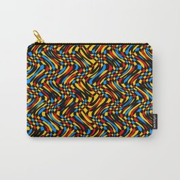 Prism Wave - Mandala Preium Series 012 Carry-All Pouch