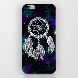 Galaxy Dreamcatcher iPhone Skin