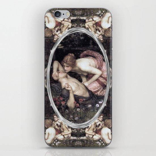 Awakening of Adonis (Waterhouse) iPhone & iPod Skin