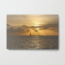 Key West Metal Print