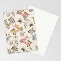 Scoot Scoot Stationery Cards