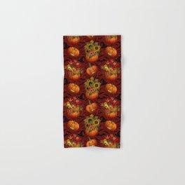 Halloween Bouquets Hand & Bath Towel