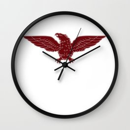 Benfica Eagle Wall Clock