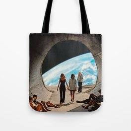 'Scifi Kids' Tote Bag