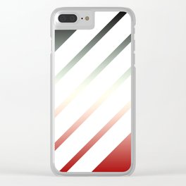 Lightning III Clear iPhone Case
