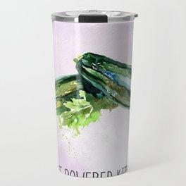 Plant-Powered Kitchen Zucchini Travel Mug