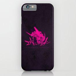 122 Eva Pink iPhone Case