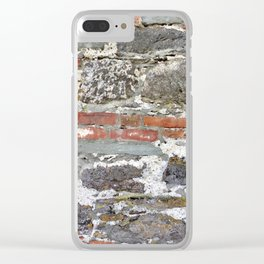 Alignment Photography Clear iPhone Case