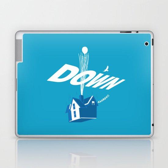Down Laptop & iPad Skin