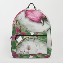Love Ornament Design Backpack