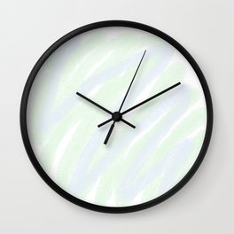 Soft scribble Wall Clock