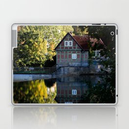 Former lock keeper's house Laptop & iPad Skin