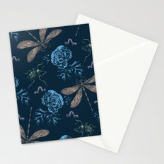 Insects Pattern #1 Stationery Cards