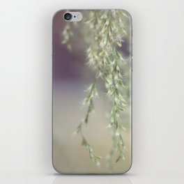 Little White Flowers iPhone Skin