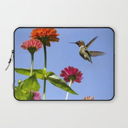 Hummingbird Happiness Laptop Sleeve