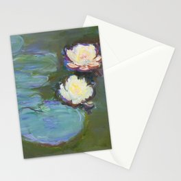 Nympheas Stationery Cards