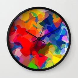 """underwater"" Wall Clock"