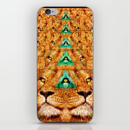 Lyohuasca iPhone Skin