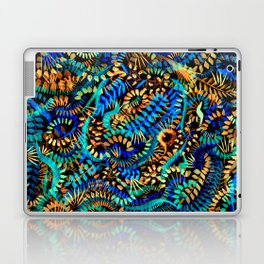 Dancing Flames Laptop & iPad Skin