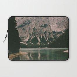 Braies Lake #1 Laptop Sleeve