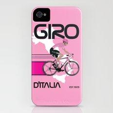 GIRO D'ITALIA iPhone (4, 4s) Slim Case