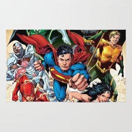 SUPER HERO Rug