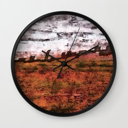 No estamos solos Wall Clock