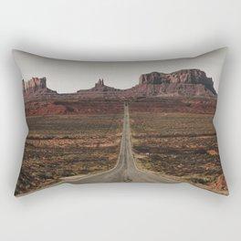 Run Forrest Rectangular Pillow