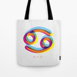 Cancer ~ Zodiac Tote Bag