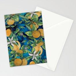 Orange Overload Stationery Cards