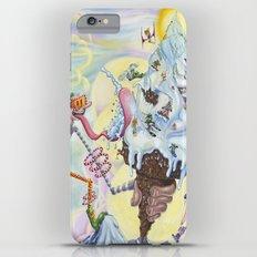 Ice Cream Mountain iPhone 6 Plus Slim Case