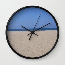 Venice Beach I Wall Clock