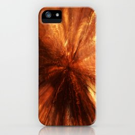 Hell iPhone Case