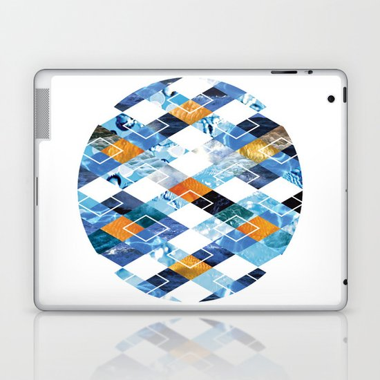 Argyle Aquarium Laptop & iPad Skin