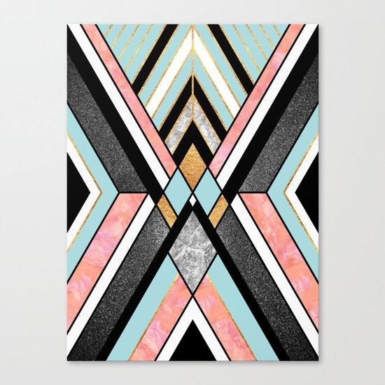 Geo 1 Canvas Print