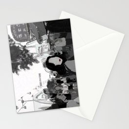 A moment at the fair Stationery Cards