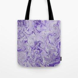 Marble Twist XI Tote Bag