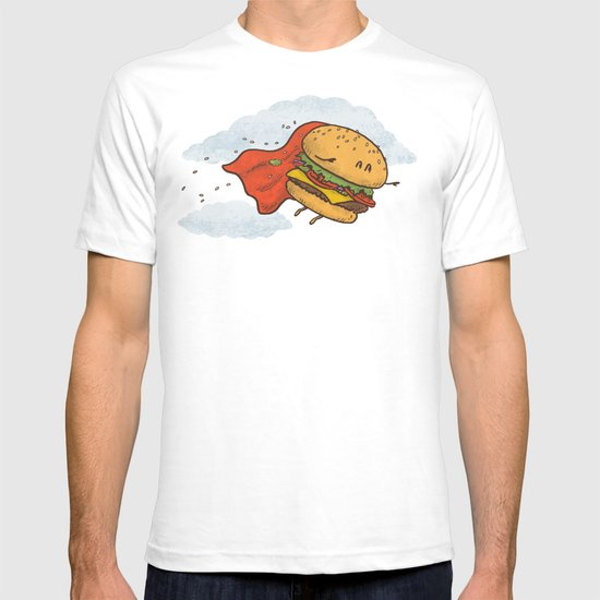 Superburger! T-shirt