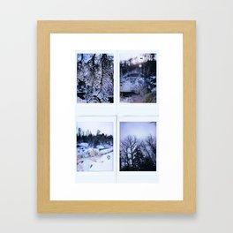 Kap-Kig-Iwan  Framed Art Print